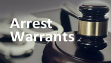 help with an arrest warrant santa barbara goleta carpinteria ca